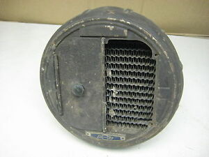 Vintage Auto Heater Harrison Chevy 34 35 Holds Water Needs Door