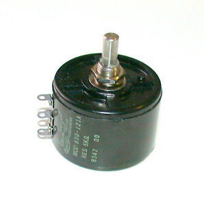 New Spectrol Precision Potentiometers Model B30 121a