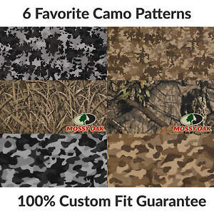 3rd Row Camo Carpet Floor Mat For Ford Excursion F6708