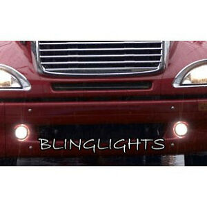 Freightliner Columbia Halo Fog Lamps Angel Eye Driving Lights Foglamps Foglights