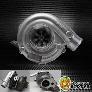 New Universal T3 t4 T04e T3 Flange Compressor 50 Ar Exhaust 57ar Turbo Charger