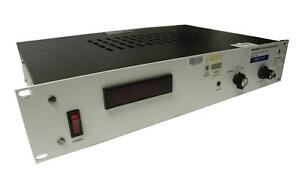 Pacific Precision Instruments High Voltage Power Supply Model 206 10d
