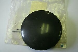 Nos 1986 87 88 89 Ford Ranger Rear Bumper Extension End Cap