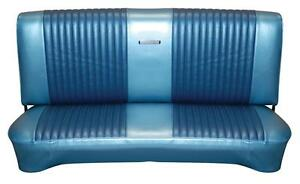 Falcon Futura 4 Door Sedan Or Wagon Upholstery For Front Bench And Rear 1965