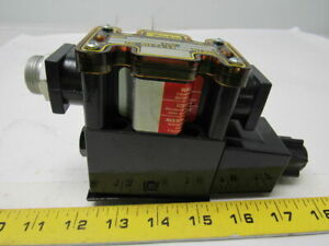Parker D1vw020hnyc56 Hydraulic Directional Control Valve