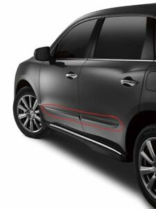 Genuine Oem 2014 2020 Acura Mdx Body Side Molding color Matched