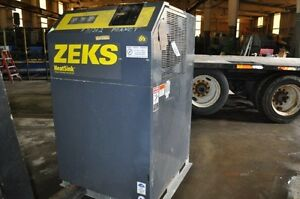 Zeks Air Dryer Model 700hsfa400 Planet Machinery Company Stock 5025