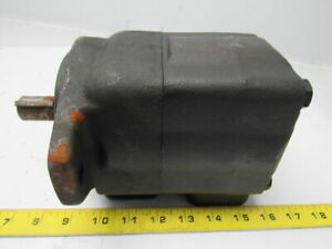 Benchmark vickers 25v21a 1c22 Rebuilt Hydraulic Single Vane Pump 7 8 Shaft