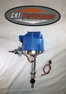 Ford Inline 6 Cylinder 170 200 250 Hei Distributor Upgrade Blue Straight 6 New