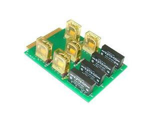Ldj Mechanical solid State Relay Circuit Board Model Cm 11125 2 Available