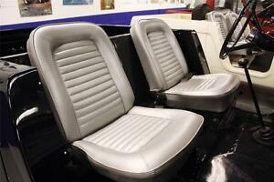 Bronco Seat Upholstery For Front Buckets 1966 1967 Made In North America