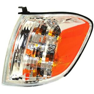 Turn Signal Lamp Driver Side For 2005 2006 Toyota Tundra Double Cab