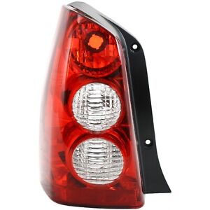 Tail Light For 2005 2006 Mazda Tribute Driver Side