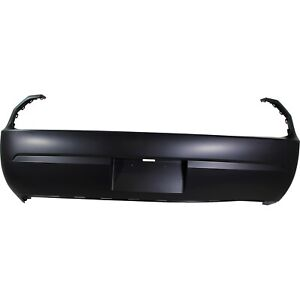 Rear Bumper Cover For 2008 2014 Dodge Challenger Primed