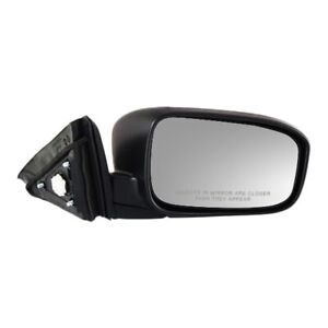 Power Mirror For 2003 2007 Honda Accord Coupe Passenger Side Paintable