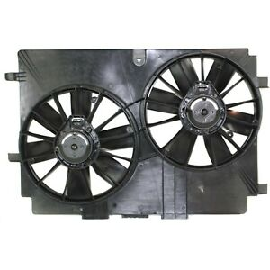 Radiator Cooling Fan For 98 2002 Chevrolet Camaro Pontiac Firebird