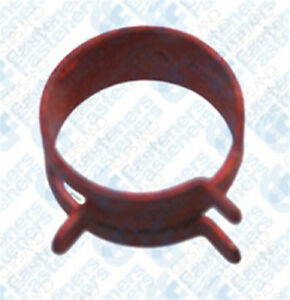 100 11 16 Spring Action Hose Clamps Red