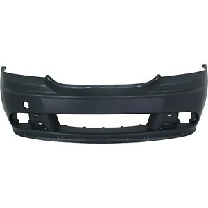 New Primered Front Bumper Cover Fascia For 2009 2015 Dodge Journey W Tow