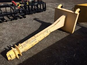 Balderson Quick Attach Wheel Loader Telescopic Lift Boom Attachment Stk 33910