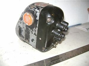 Hot American Bosch 6 Cylinder Magneto
