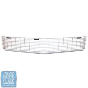 1969 69 Chevrolet Impala Upper Front Grille Assembly New Each
