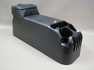 2006 2016 9c1 Chevy Impala Black Center Console With Tip Up Armrest
