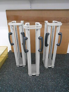 Lot Of 3 Caliper Twister Ii Microplate Handler Stack Towers magazines