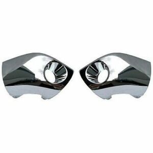 Fog Light Trim Set For 1999 2001 Ford Explorer 2001 Explorer Sport Left