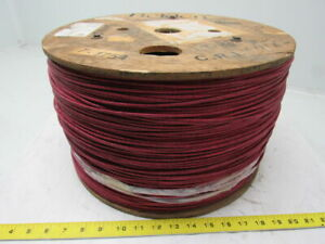 Cleveland Electric Wire 16 Gauge High Temp Wire Stranded 3956 Lot