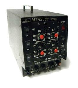 Ok Industries Mtr 2001 Mixed Technology Rework Mtr2000 Series