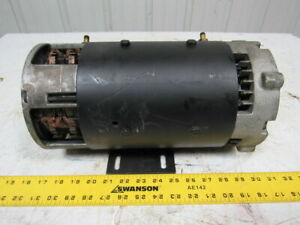Raymond 570 236 500 P90 4002 36v Dc Electric Motor From Pacer Model 60 Forklift