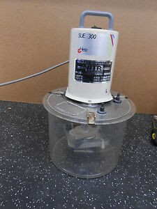 Used Heto Holten Sue 300q Recirculating Water Jet Pump Mixer