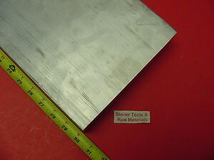 2 X 8 Aluminum 6061 Flat Bar 30 Long Solid T6511 2 00 Plate Mill Stock