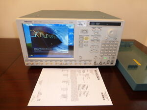 Tektronix Awg7102 20gs s 2 Ch Arbitrary Waveform Generator With Option 06
