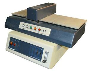 Bioscan System 200 Imaging Scanner With Bioscan Auto Change 3000a