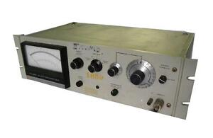 Keithley Instruments Electrometer Model 610br Sold As Is