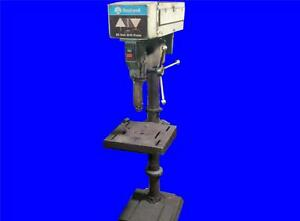 Very Nice Rockwell Delta 20 Drill Press Model 70 6x0 3 Phase 208 230 460 Volts