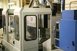 Sip Model Afx 5000 5 Cnc Vmc