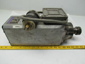 Pds Colombo Rv110 22 High Speed Spindle Collet Motor 9hp Cnc 18000 24000rpm 380v