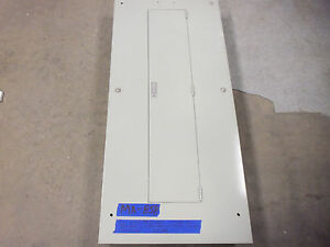 Ge 225 Amp Panel Panelboard 200 150 Single Phase 1 One 240v 120v Main Breaker 30