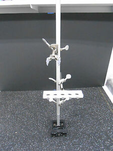Newport Model 150 Heavy Duty Magnetic Lab Stand 200lb Variable Holding Force