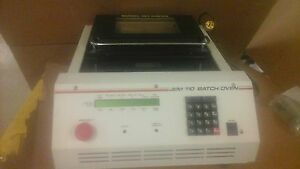 Ok Industries Jem 110 Lab Benchtop Reflow Batch Oven Thermal Processing Furnace