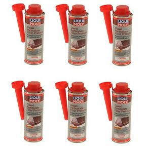 New Liqui Moly Dpf Protector Six Pack Diesel Particulate Filter Cleaner