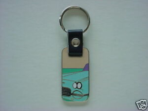 Early Corvette New Euroseries Collection Key Fob 16e