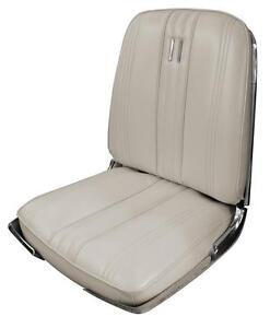 Galaxie 500xl Seat Upholstery For Front Buckets And Rear 1965