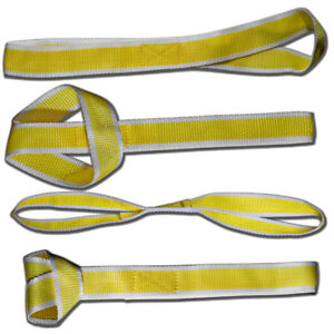 Soft Loop Tie Down Strap 4 Pack For Towing Cargo Atv Utv Motorcycle Snowmobile