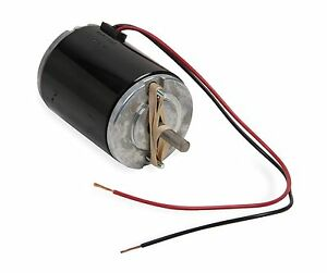 New 12v Dc Electric Motor 0 09hp At 2250rpm Cw