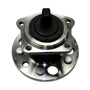 Rear Wheel Hub Bearing W Abs Assembly Fits 1998 2003 Toyota Sienna Fwd