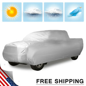 New Dustproof Breathable Truck Pickup Car Cover Durable For Dodge