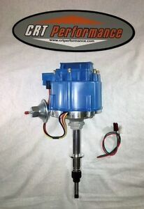 Chevy I6 Hei Distributor Upgrade Blue 194 230 250 Or 292 Chevy Straight Six